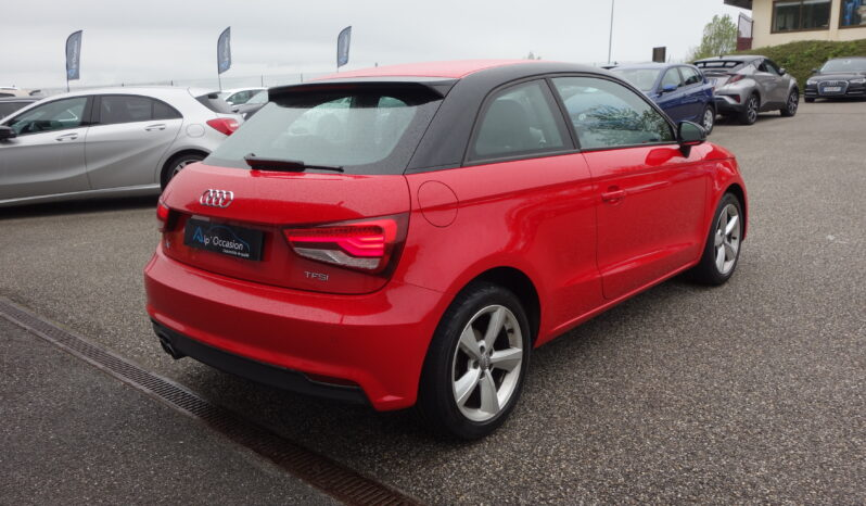 AUDI A1 1.4 TFSI 125 BVM6 Ambition complet